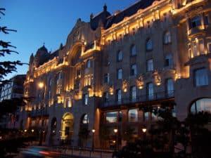 budapest gresham palace