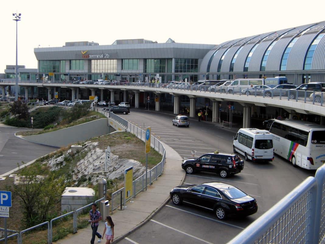 aeroport budapest transfert