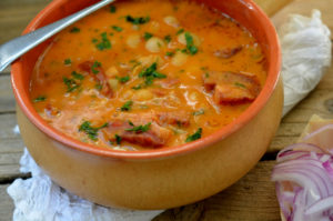 cuisine hongroise soupe