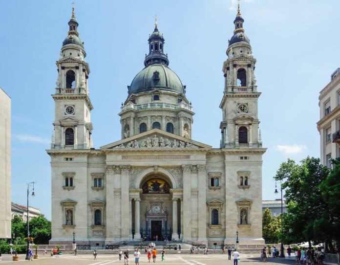 budapest basilique St Etienne