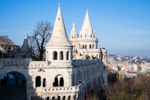 le bastion des pecheurs a Budapest