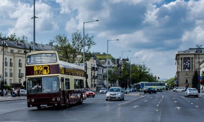 Budapest Big Bus
