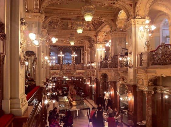 café NY à budapest
