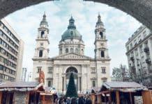 basilique St Etienne de Budapest