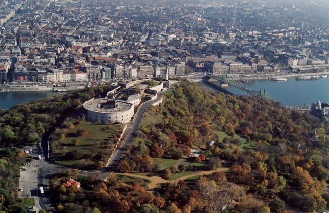 citadelle -visiter Budapest