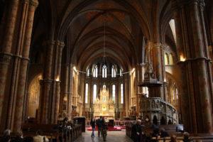 concert budapest église Matthias