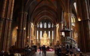 concert Église Matthias