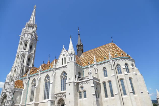 Budapest eglise Matthias