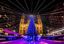 budapest marché noel