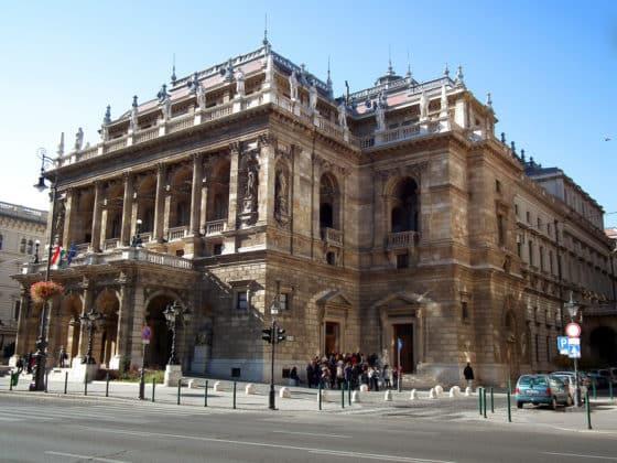 budapest opéra