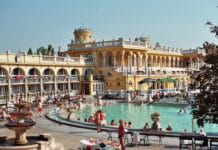 budapest bains thermes