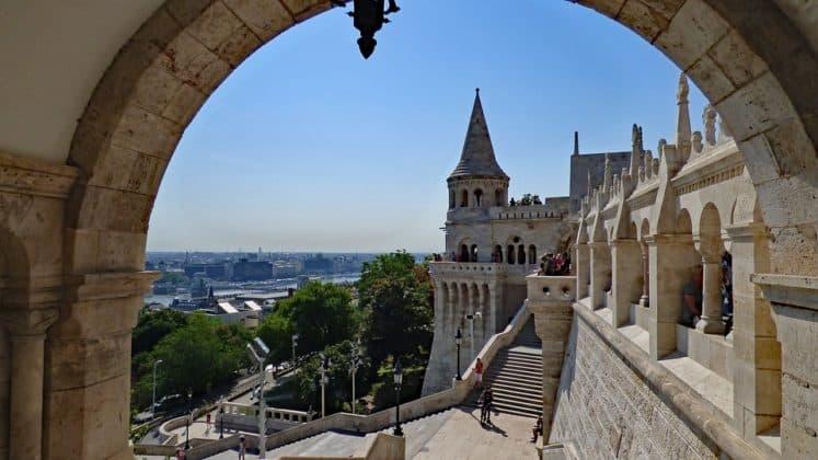 visiter Budapest le bastion des pecheurs