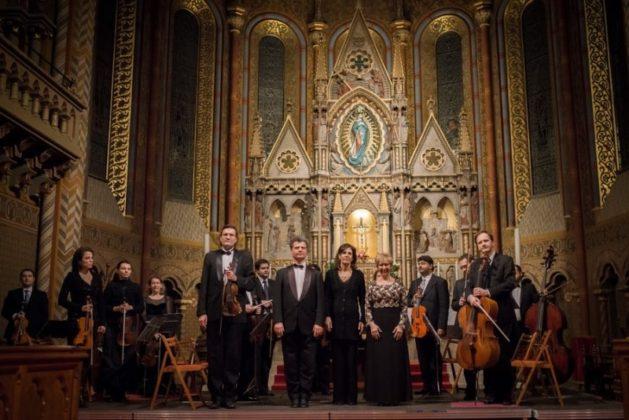 concert budapest eglise mathias