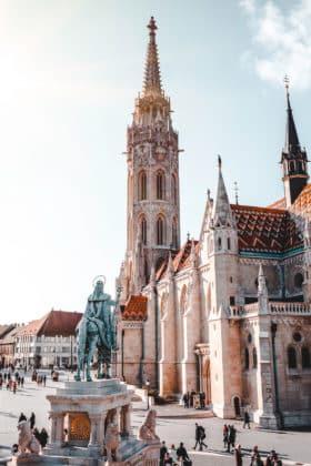 Eglise Matthias de Budapest