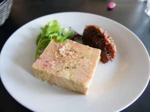 foie gras cuisine hongroise