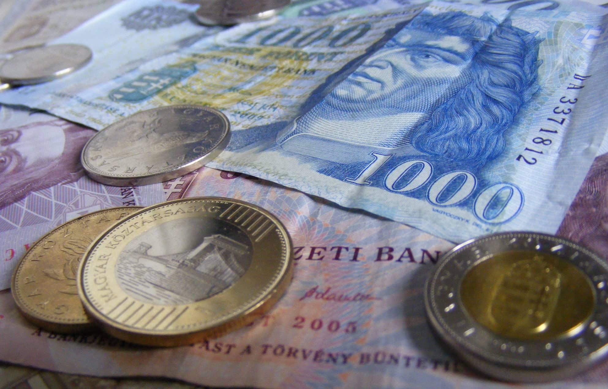 Monnaie hongroise changer votre argent