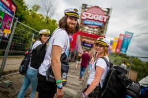 festival sziget budapest hongrie