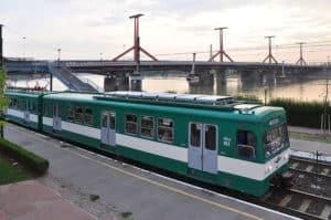 budapest RER