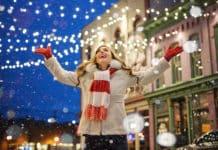 marché noel a budapest hongrie en décembre