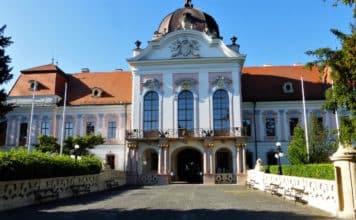 Palais Godollo Sissi Hongrie