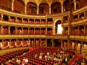 opera national de Budapest