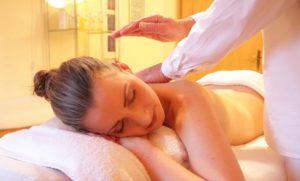 massage aux bains Szechenyi de Budapest
