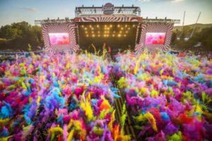 budapest festival sziget en aout