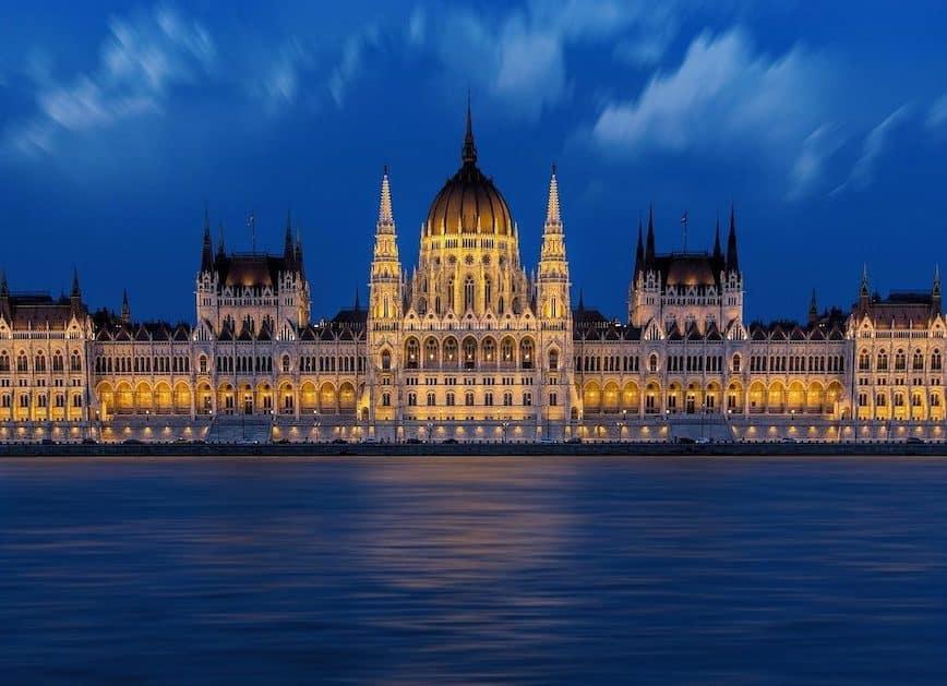parlement hongrois