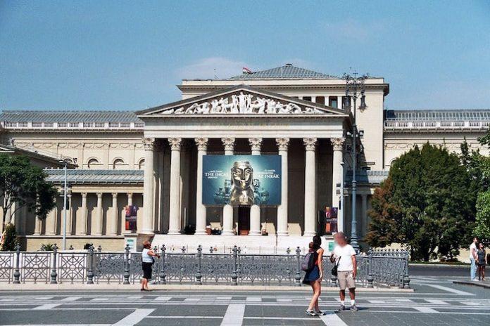 musée budapest beaux arts