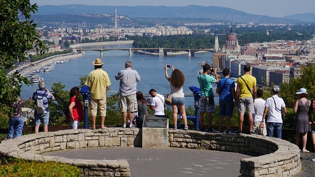 Budapest en Été