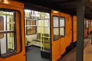 1er metro de Budapest