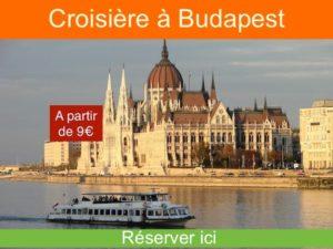 Croisière à Budapest
