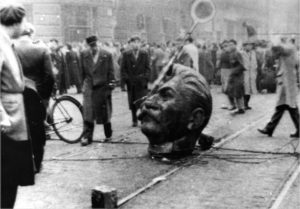 Révolution hongrois Octobre 1956